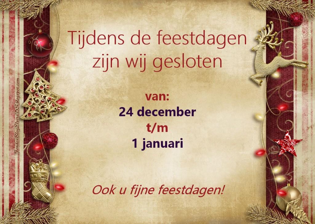 gesloten-tijdens-de-feestdagen
